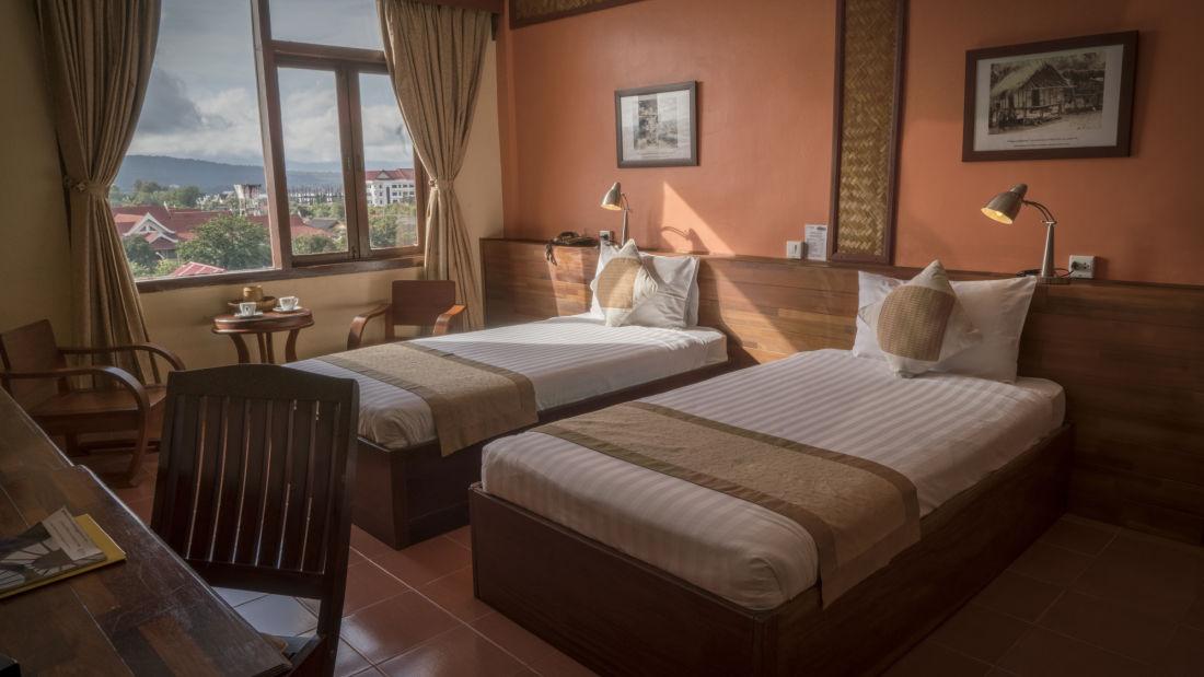 Pakse Hotel & Restaurant, Champasak Pakse Deluxe Room Pakse Hotel Restaurant Champasak Laos 2