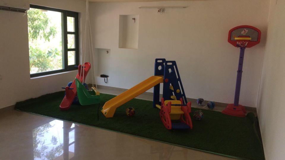 The Space Jungle Retreat, Udaipur Udaipur Kids Play Area 1