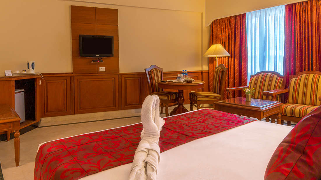 Hotel Annamalai International, Pondicherry Pondicherry Executive Room Hotel Annamalai International Pondicherry 3