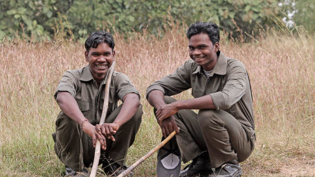 Jungle Trek at Satpura National Park, Satpura National Park Resorts, Satpura Resort, Jungle resorts in Madhya Pradesh, Forest resorts in Madhya Pradesh,  Wildlife resorts in Madhya Pradesh