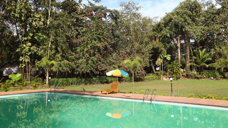 Swimming Pool - Sajan 1