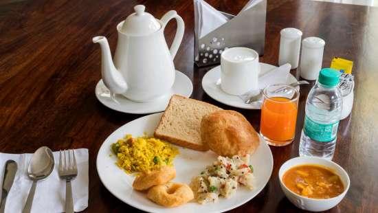 Hotel Mint Park Maple, Amritsar, Cafe Mint 1
