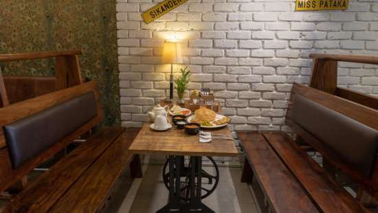 Hotel Mint Park Maple, Amritsar, Cafe Mint 2
