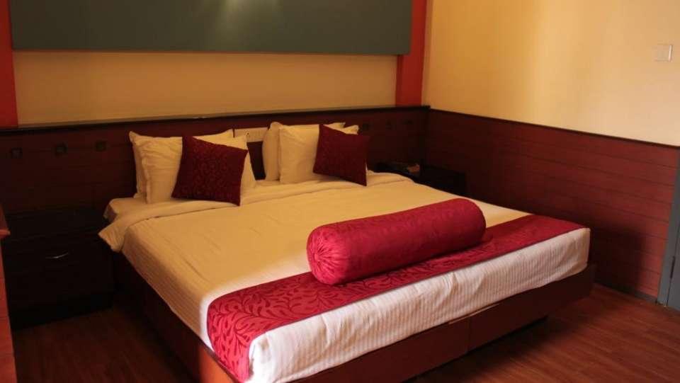 Jayaraj Residency, Kodaikanal  Deluxe Room Jayaraj Residency Kodaikanal 6