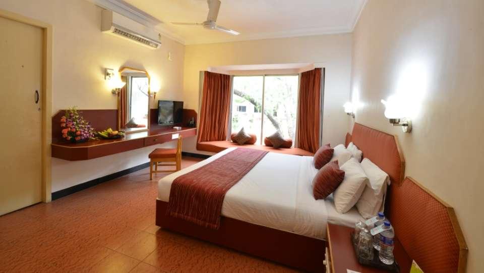 DELUXE VILLA 1 at Hotel SRM Trichy