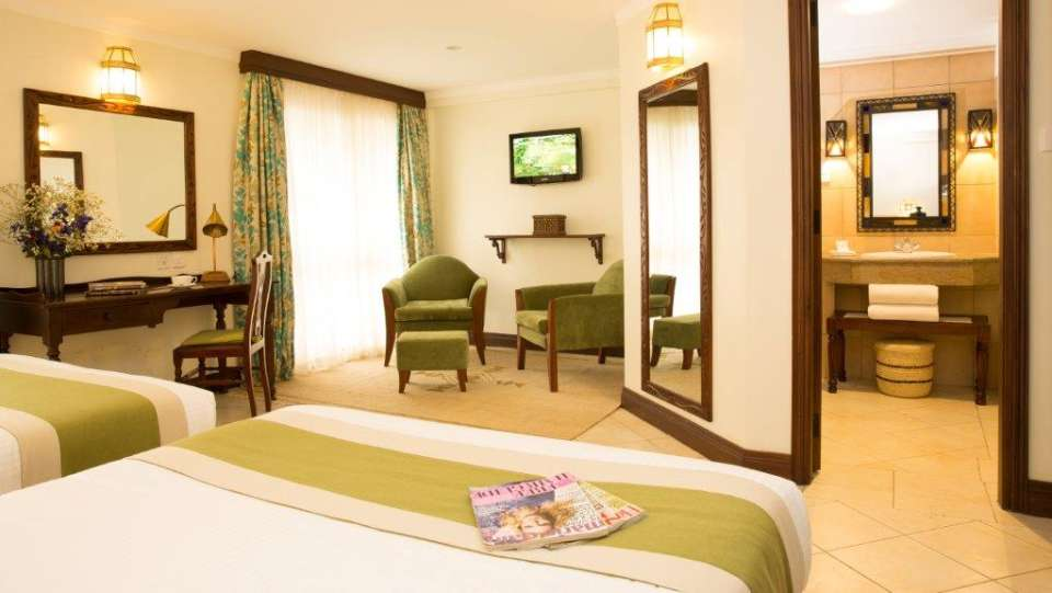 JUNIOR SUITE The Heron Portico Nairobi