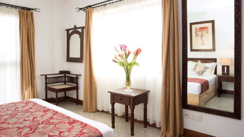 PRESIDENTIAL SUITE The Heron Portico Nairobi