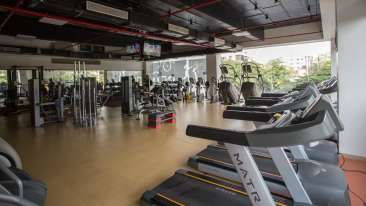 gym facility at club 29
