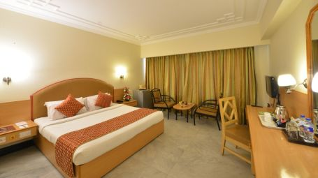 EXECUTIVE ROOM at Hotel SRM Trichy 2