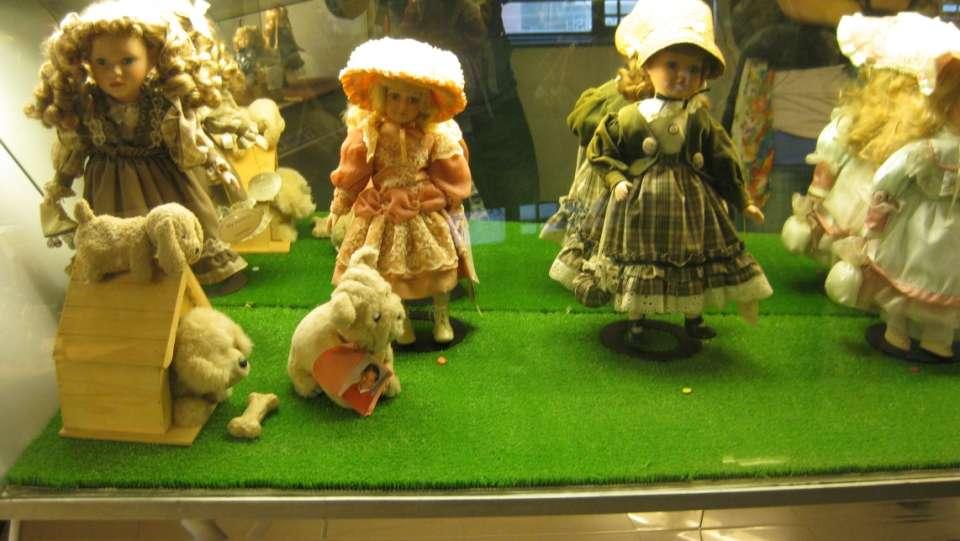 Rotary Dolls Museum, tourist attractions near Marasa Sarovar Portico, Rajkot