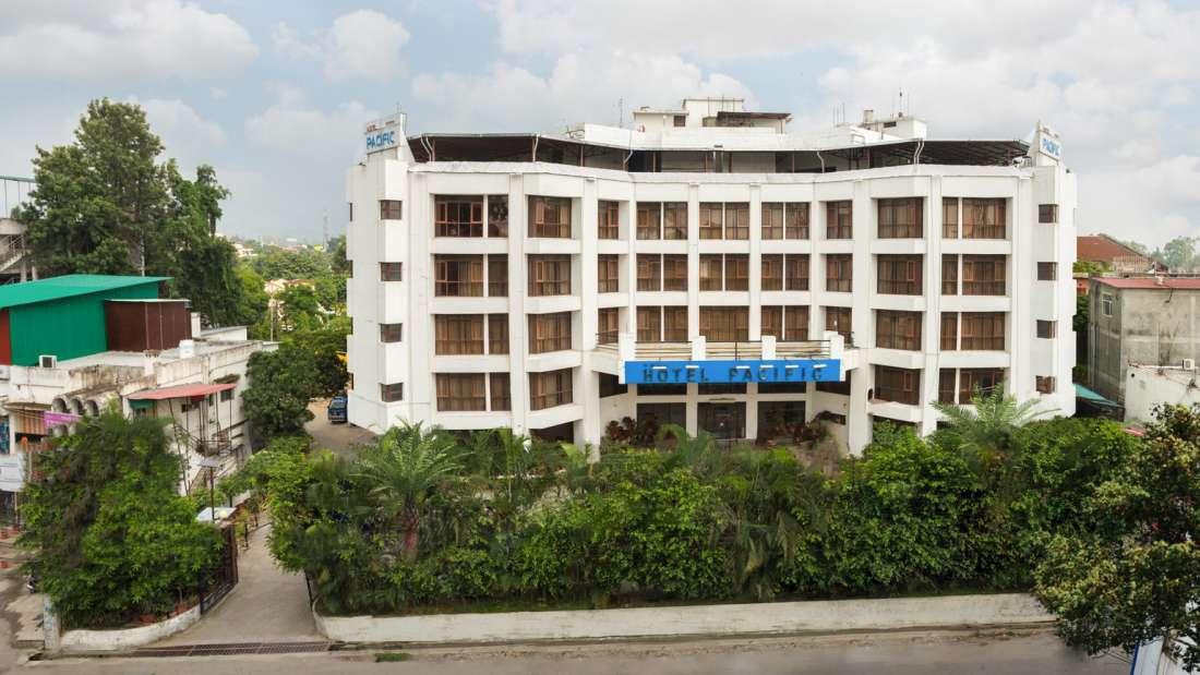 Facade1, Hotel Pacific Dehradun, 4-Star Luxury hotel in Dehradun