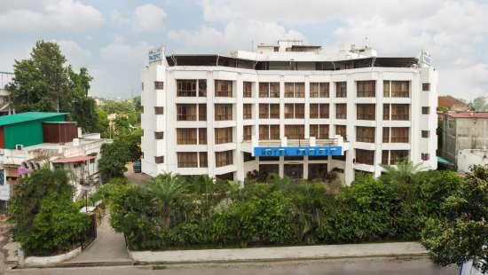4-Star Hotel in Dehradun, Pacific Hotel Dehradun, facade