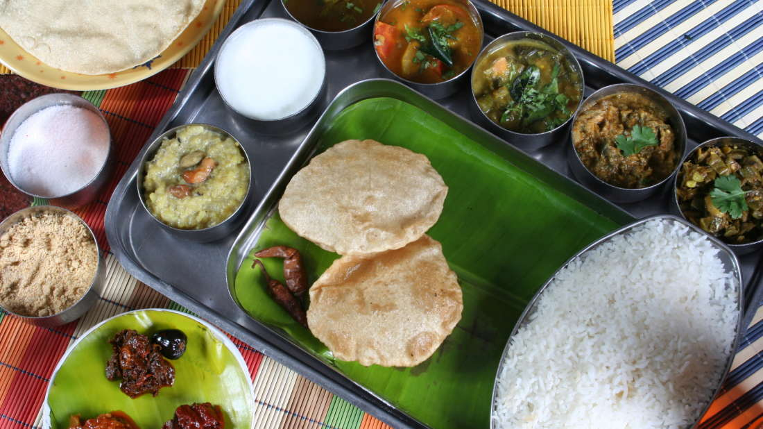 Masala Dosa_vegetarian restaurant in Vijayawada_dining in Vijayawada hotels
