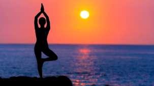 Yoga Hall Hotel Vasundhara Palace Rishikesh Yoga in Rishikesh