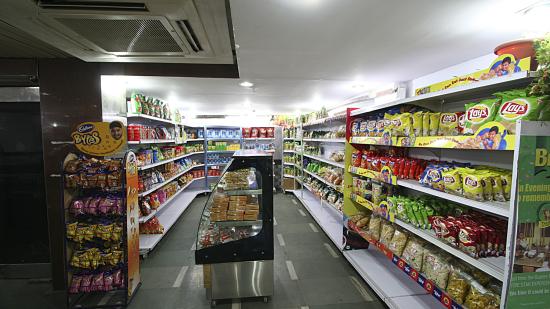 Supermarket, Hotel Southern, Hotel in New Delhi