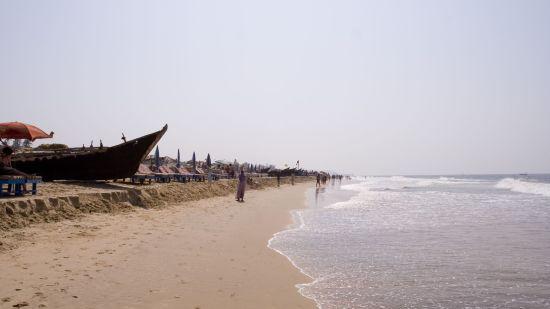 Ocean Palms Goa Calangute Beach