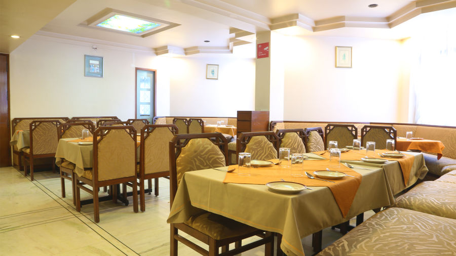 Hotel Ashish Plaza  Pune Aakash Restaurant at Hotel Ashish Plaza FC Road Pune2