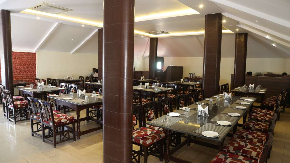 Restaurant Sai Priya Beach Resort Vizag 2