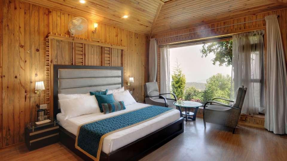 Ojaswi Himalayan Resort, Mukteshwar Nainital Club Room Ojaswi Himalayan Resort Mukteshwar 2