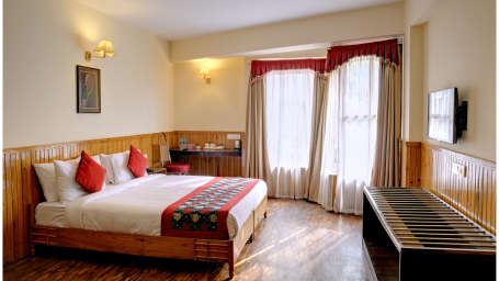 Executive Rooms Summit Newa Regency Spa Pelling Hotels in Pelling