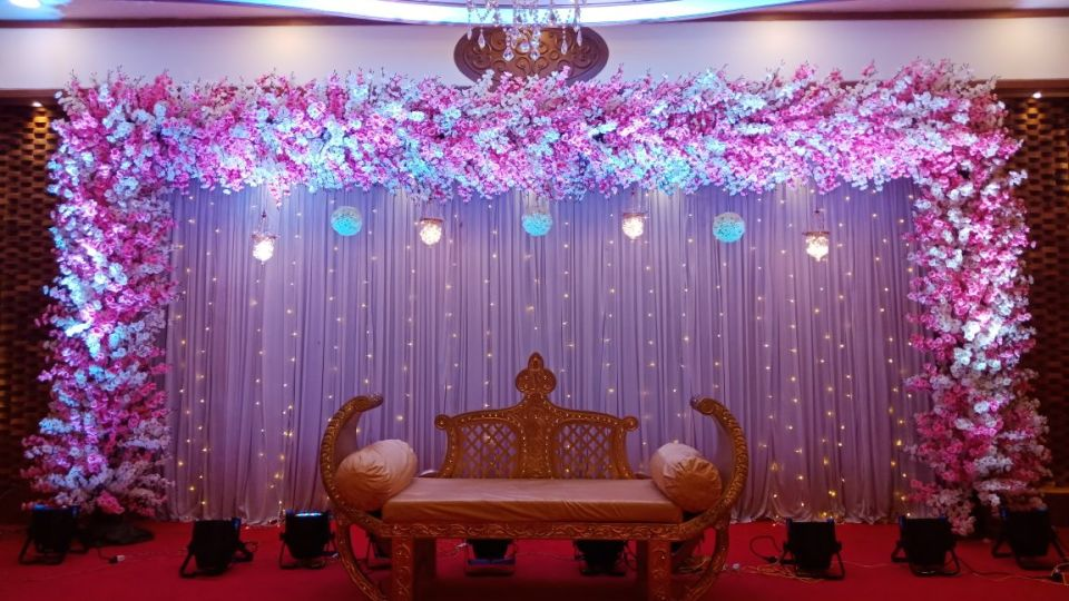 Banquet Hall at Kohinoor Lodge - Dadar Mumbai 1