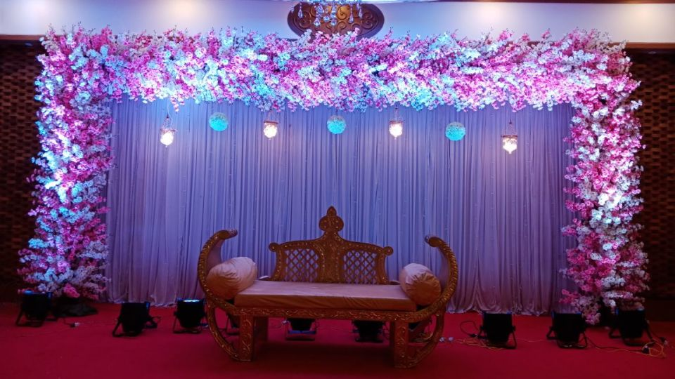 Banquet Hall at Kohinoor Lodge - Dadar Mumbai 2