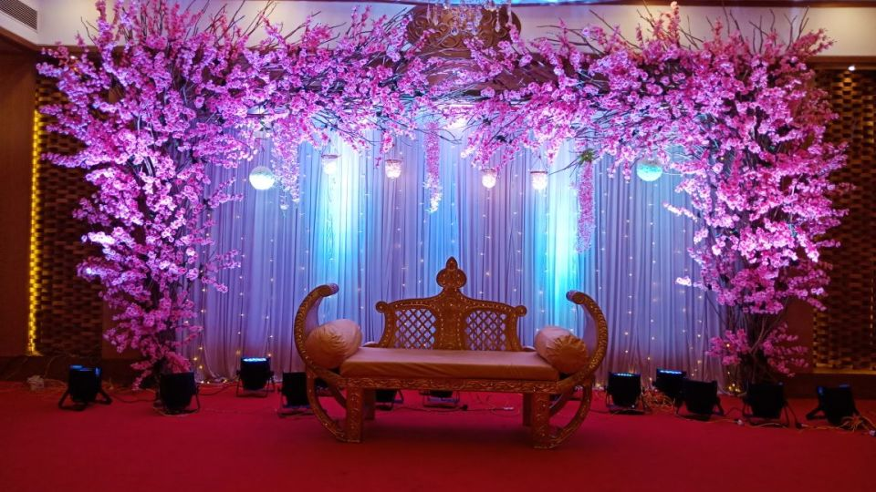 Banquet Hall at Kohinoor Lodge - Dadar Mumbai 3