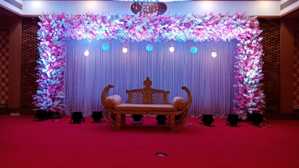 Banquet Hall at Kohinoor Lodge - Dadar Mumbai 4