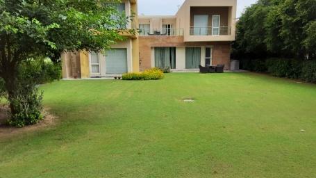 3 Bedroom Villa Karma Lakelands Villas in Gurgaon Luxury Accommodation in Gurgaon Suites in Gurgaon 3