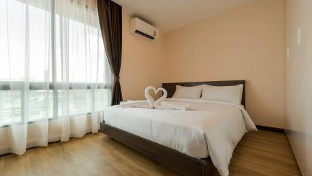 Executive Suite - Double Bedroom