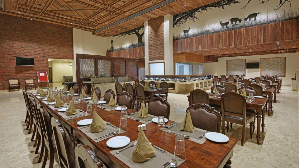 Restaurant 2 c4sepq, Baagh Ananta Elite, Ranthambore