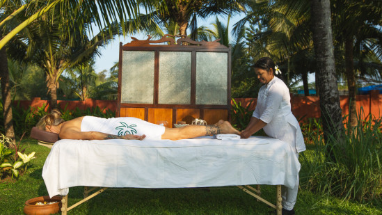 Spa, Hamsa Villas Goa, Best Resort In Goa  1