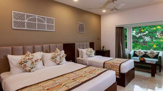 Mango Classic Rooms 2, Mango Hotels Viera, Rooms in Hyderabad