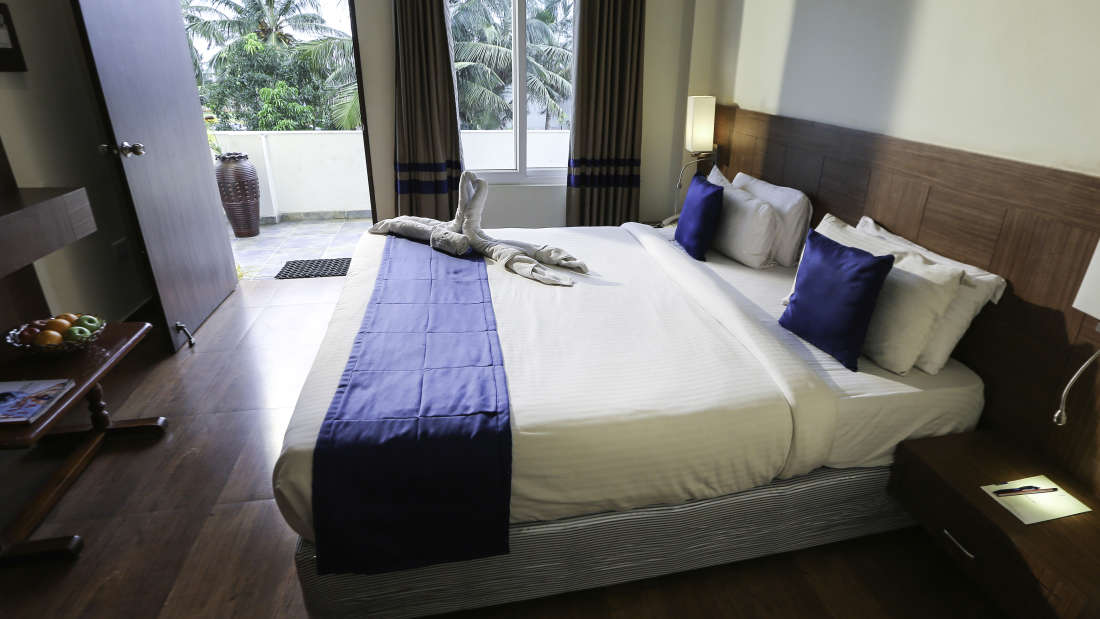Premium Rooms at Sai Priya Beach Resort in Vizag 2