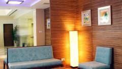 Lobby at Aditya Hometel Hyderabad, hotels in hyderabad