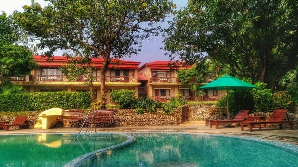Swimming Pool at Infinity Resorts Corbett 1