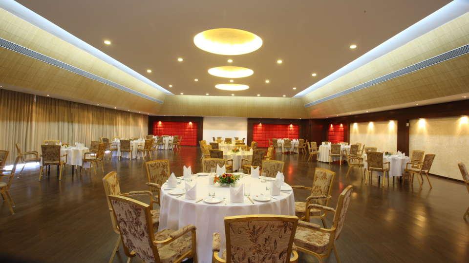 Moksha Himalaya Spa Resort, Chandigarh Chandigarh Royal Ball Room Moksha Himalaya Spa Resort Chandigarh 7