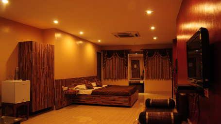Hotel Udipi Home, Egmore, Chennai Egmore 3.MAHARAJA Room Rs 3500