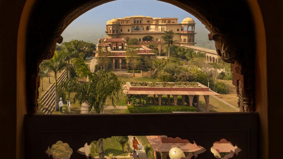 Rani Mahal view from Hawa Mahal