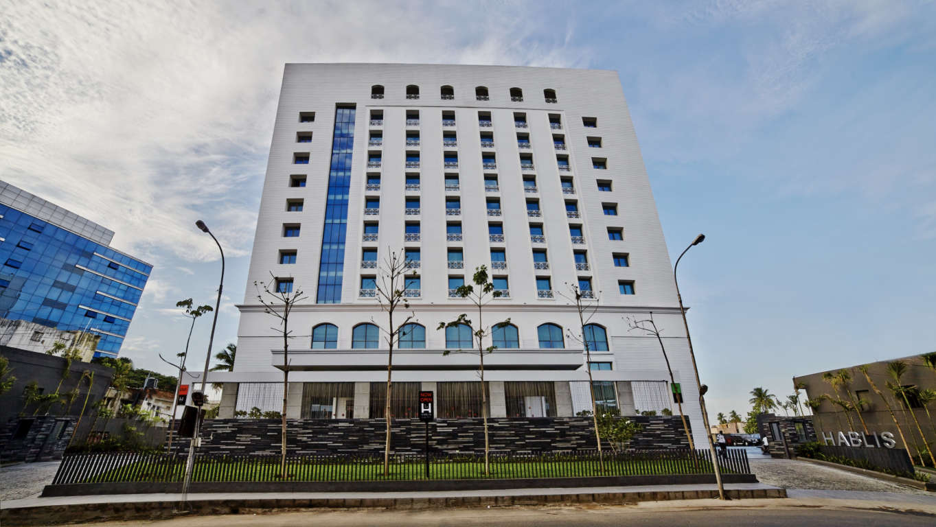 Hablis hotel near chennai airport chennai 5 star hotel for Nearest 5 star hotel
