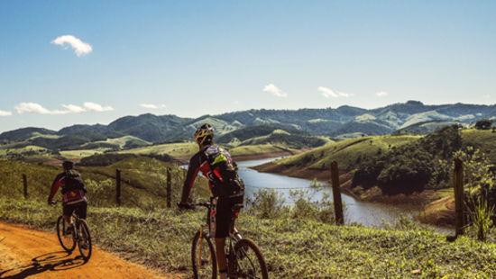 Mountain biking let s feel next level of thrill adventure