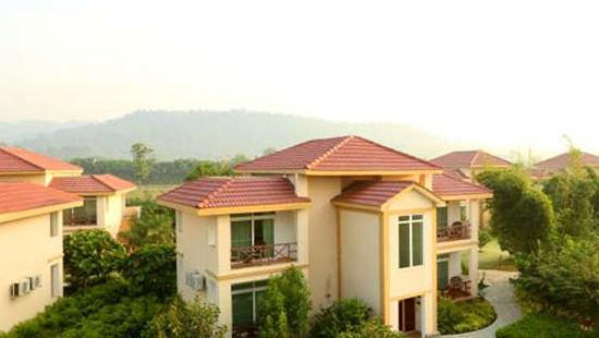 Spend the Night in the Best Resort of Jim Corbett, Resort De Coracao