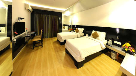 Executive Rooms, Hotel Gokulam Park, Chennai, Rooms near Ashok Nagar