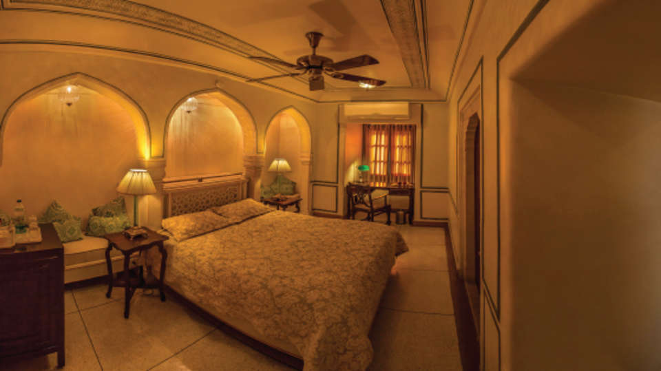 heritage-classic Royal Heritage Haveli By Niraamaya Retreats Rajasthan Hotel in Jaipur