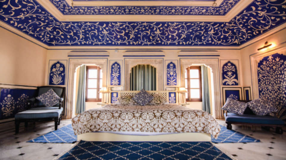 heritage-premium Royal Heritage Haveli By Niraamaya Retreats Rajasthan Hotel in Jaipur