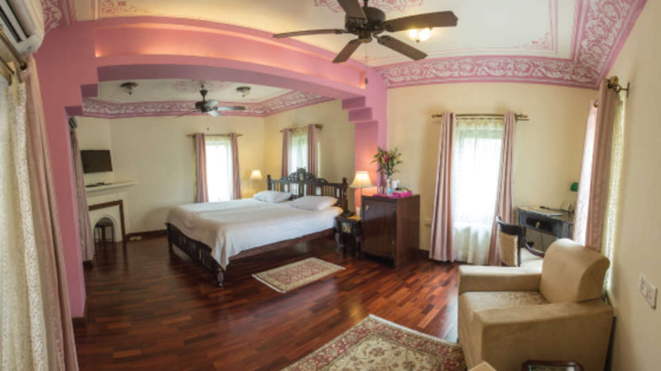 signature-suite Royal Heritage Haveli By Niraamaya Retreats Rajasthan Hotel in Jaipur