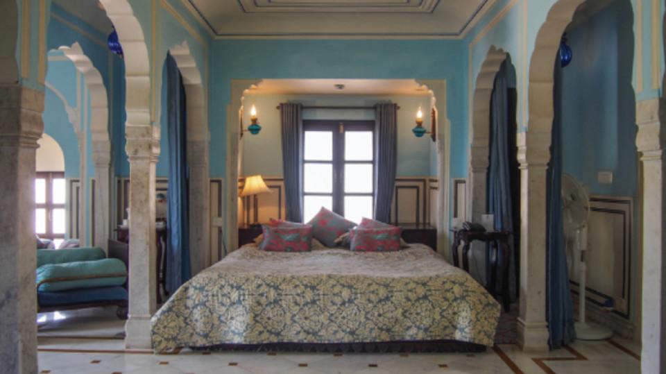 heritage-superior Royal Heritage Haveli By Niraamaya Retreats Rajasthan Hotel in Jaipur