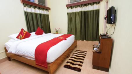classic-room Niraamaya Retreats Aradura Kohima Kohima Hotel in Nagaland