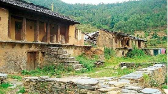 ghost village haveli hari ganga