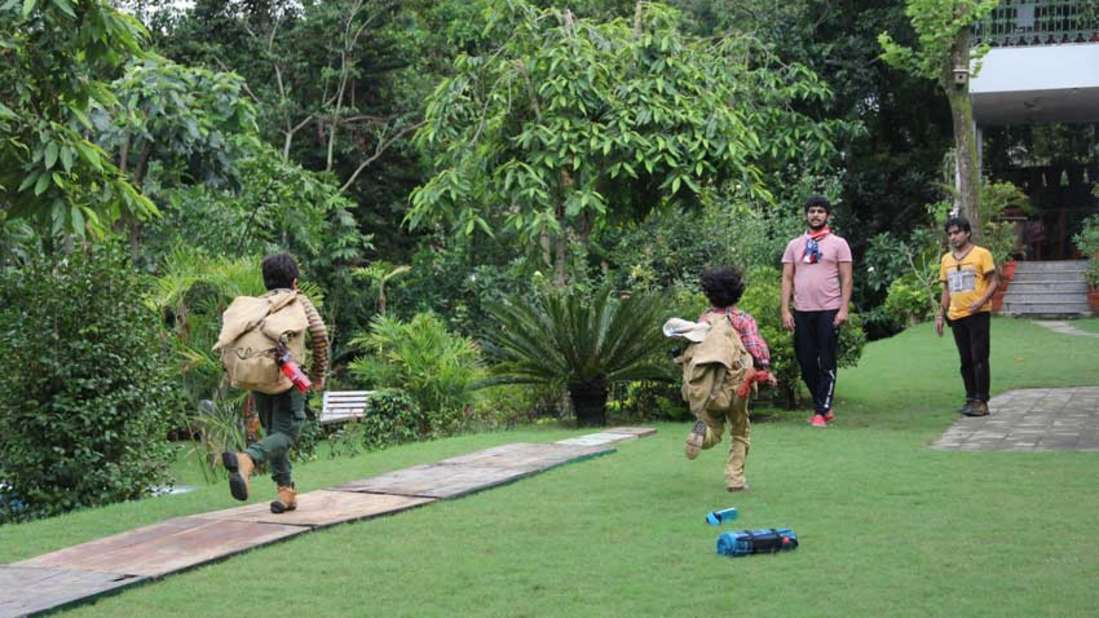 movie shoots Shaheen Bagh Resort Dehradun15